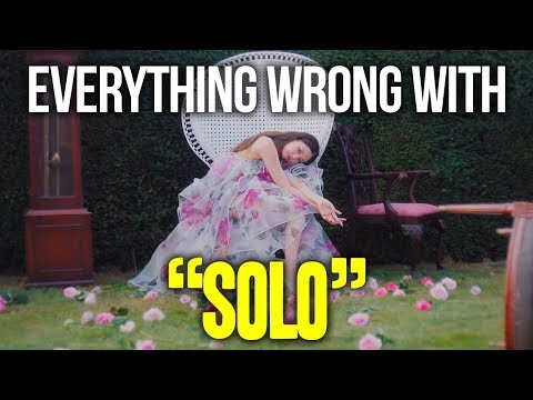 """Everything Wrong With JENNIE - """"SOLO"""""""