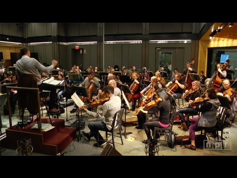 The National Symphony Orchestra: NPR's House Band For A Day | All Things Considered | NPR Mp3