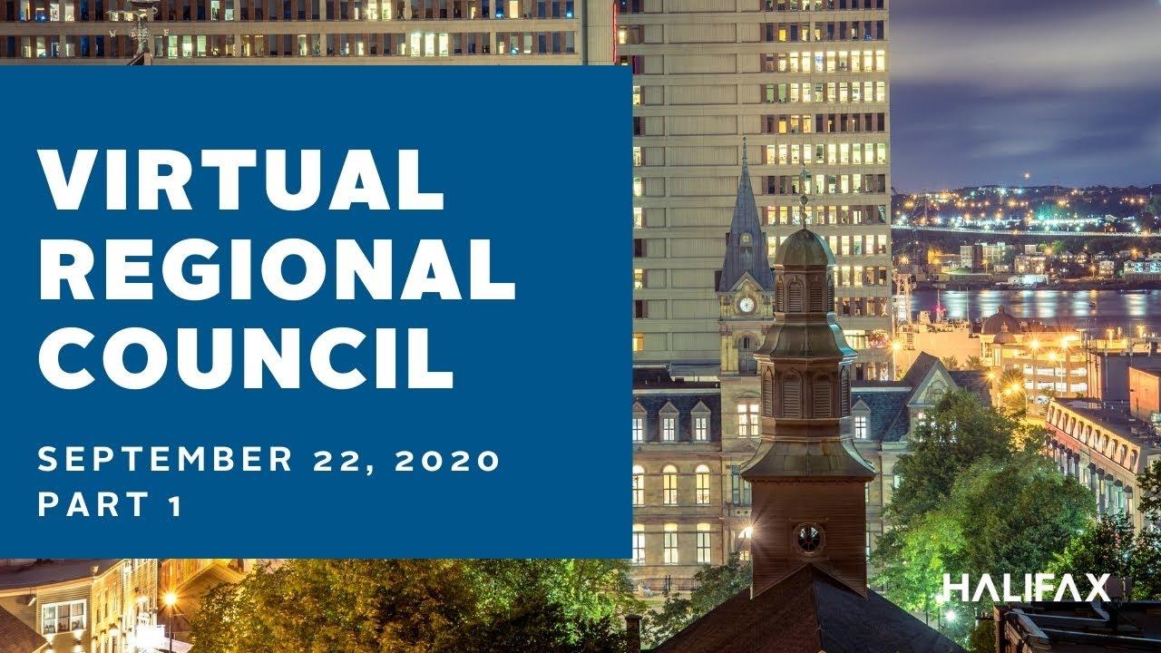 Presentation to Council - September 22, 2020