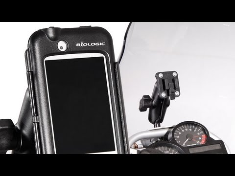 SW-Motech & Bags Connection - IPhone & RAM-Halterung
