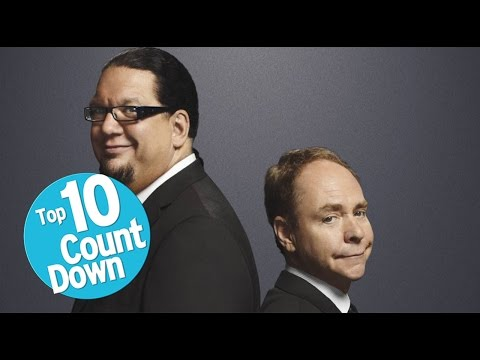 Top 10 Greatest Magicians