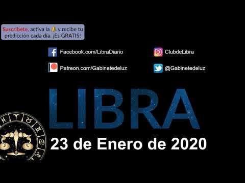 horóscopo-diario---libra---23-de-enero-de-2020