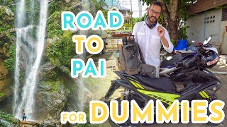 Road from Chiang Mai to Pai - The COMPLETE Beginners Guide