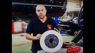 Тюнинг Cadillac Escalade 4th - Установка улучшенной тормозной системы CHEVI BRAKES