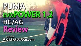 PUMA EVOPOWER 1.2 HG/AG review…