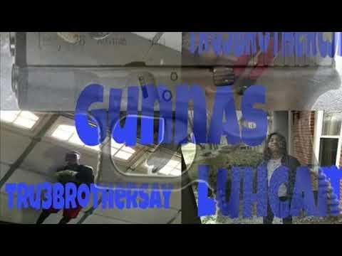 Gunnas-  Luhdee da steppa ft tru3brothersay ft yungeencjay ft luhcam (producer - cityboystudio)