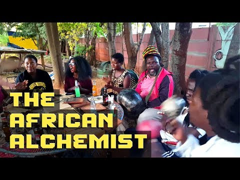 The African Alchemist // I'MPOSSIBLE // Preview #2