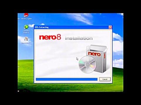 วิธีติดตั้งโปรแกรม Nero 8 แบบง่ายๆ