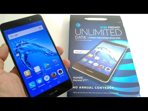 Huawei Ascend XT2 Unboxing and Hands-on