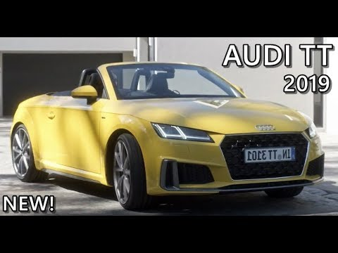 2019 Audi Tt New Debut Film
