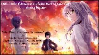 Gambar cover (HD) ENGLISH Angel Beats - My Most Precious Treasure {Moni}