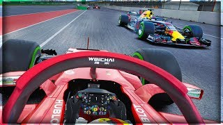CAR DRIVES TOWARDS ONCOMING CARS IN THE PIT EXIT! F1 2018 Season Mod CAREER Part 7: Canada