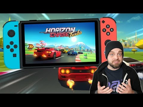 Horizon Chase Turbo - A MUST OWN Switch Racing Game? | RGT 85