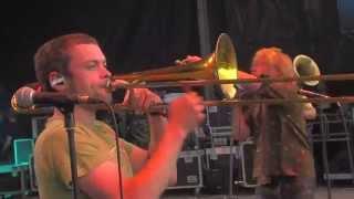 LaBrassBanda Live - Brass Banda & Schuikalier & Tubissimo @ Sziget 2012