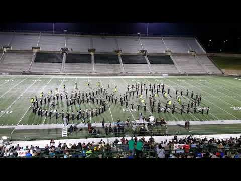 "WMHS BAND 10/18/2017 ""Wired"" University Interscholastic League - UIL Marching Contest"