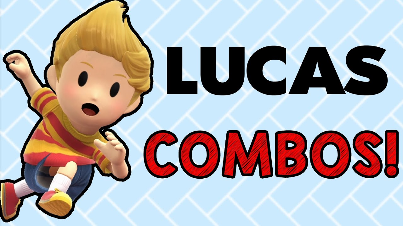 Lucas Combos! (Smash Wii U/3DS)