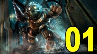 Bioshock - Part 1 - Welcome To Rapture (Let