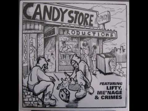 The Candy Store ‎- Memories / Escape From Belize