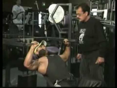 Mike Mentzer's HIT: Chest & Back - Part I