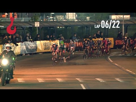 RHC - Red Hook Criterium Brooklyn No.9 Full Race Replay