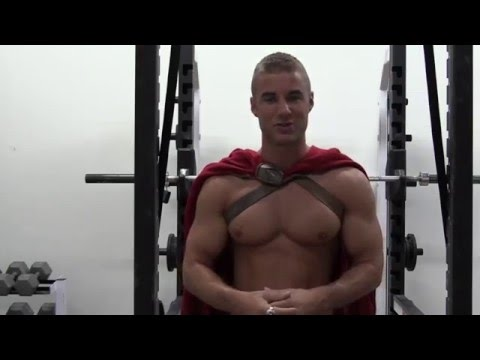 How to Sculpt Your Greek God Body