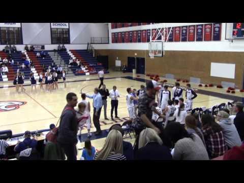 Woods Cross High School vs Viewmont - 12-8-2015 - Varsity Basketball
