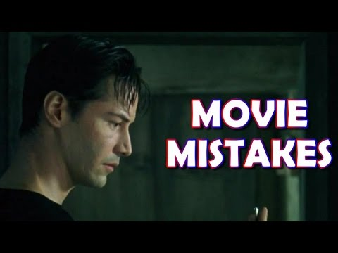 THE MATRIX MOVIE MISTAKES, MOVIE MISTAKES, Facts, Scenes, Bloopers, Spoilers and Fails