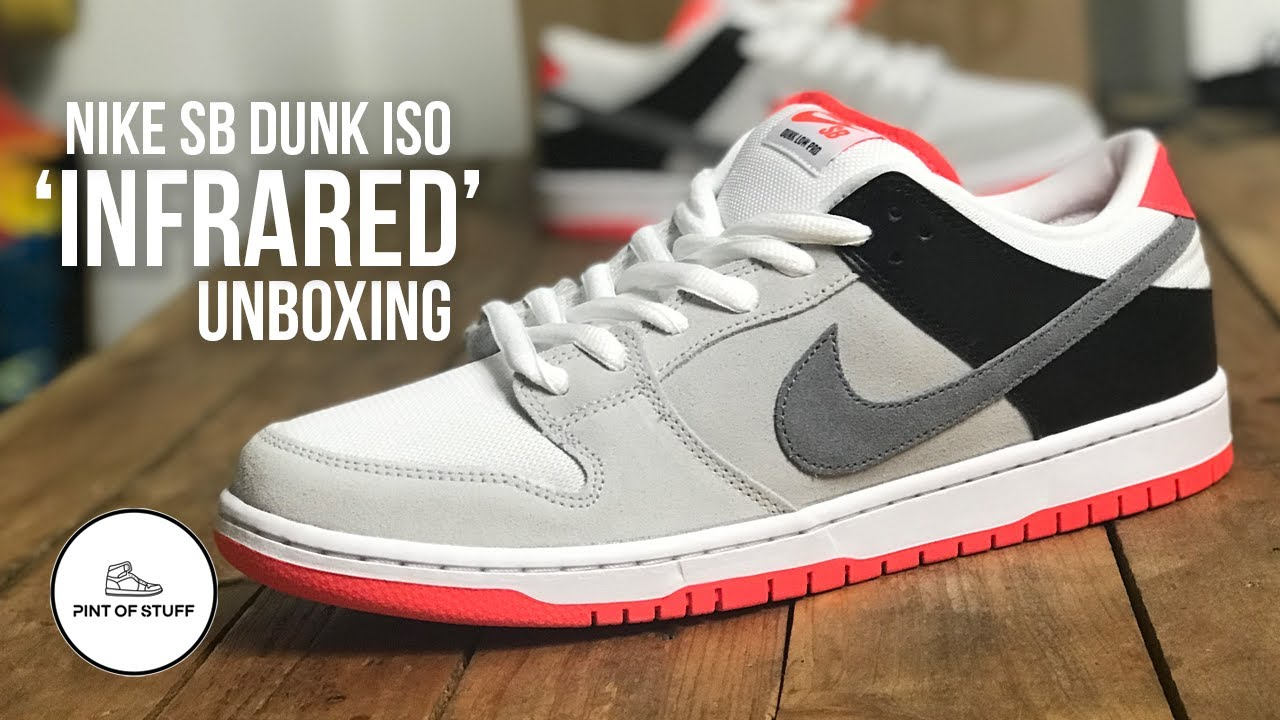 BACK TO THE 90s Nike SB Dunk Low ISO