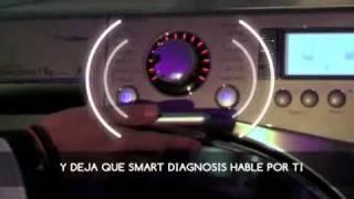 LG Smart Diagnosis: La única lavadora que habla