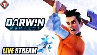 [LIVE] NGICIP GAME BATTLE ROYALE BARU | DARWIN PROJECT (PC GAMES)