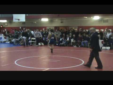 Corey Jantzen Lehigh Valley vs. Kohei Fujimoto Japan