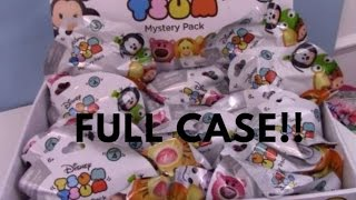 full case new disney tsum tsum mystery pack series 4 blind bags tigger sadness joy timon