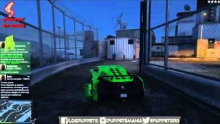 GTA 5 PC, COMO ENTRAR A LA BASE MILITAR SIN SER DETECTADOS, Y SALIR thumbnail