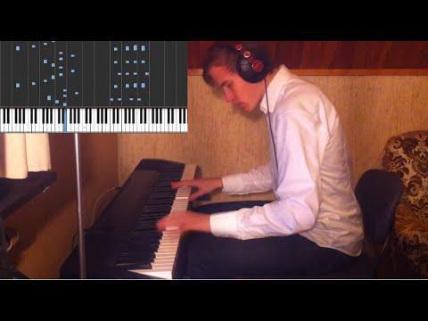 Interstellar - Arrangement for Piano Solo by Hugo Sellerberg