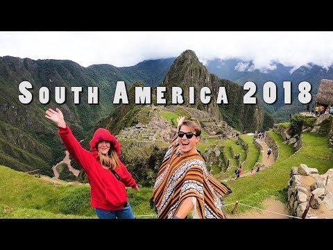 South America 2018 - The journey - GoPro Hero 6
