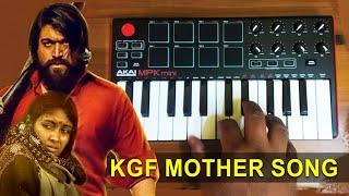 KGF - Heart touching Mother Song | Cover By Raj Bharath | #Yash #karuvinilenai #TharaganiBaruvaina