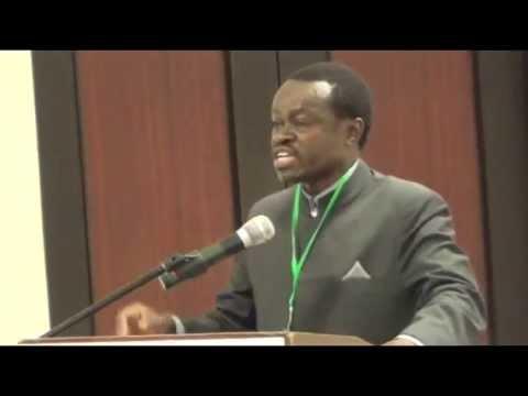 CS. Prof. Patrick L. O. Lumumba presentation
