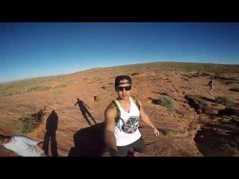 Antelope Canyon GoPro