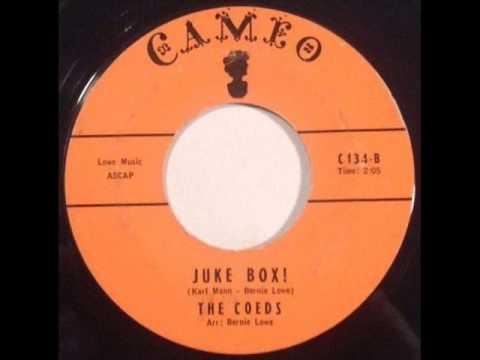 Coeds - Juke Box! (Cameo 134) 1958