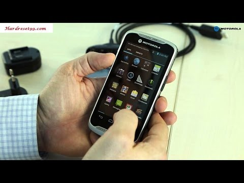 Motorola TC55 Hard reset, Factory Reset & Password Recovery