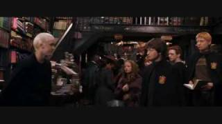 Tom Felton (Draco Malfoy) in Harry Potter from 1 to 3