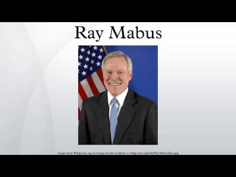 Ray Mabus