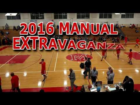 Manual Extravaganza 2016 Fort Wayne Luers, IN vs Manual, IN