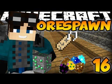 EthanRModded | OreSpawn S2 #16 | Ma Boii the Egginator!