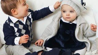 видео Современная детская одежда уход за ребенком
