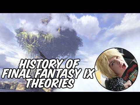Download History of Final Fantasy IX - Theories Images