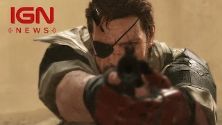 Kojima Releasing Alternative Metal Gear Solid 5 E3 Gameplay Video - IGN News