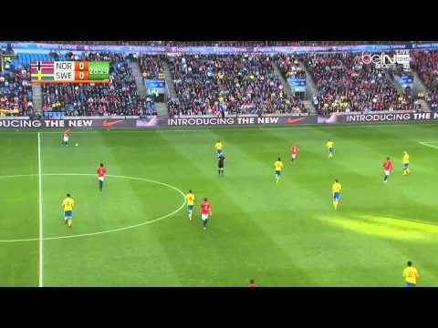 Norway vs. Sweden [1st Half] - Football International Friendly - Full Match 8.06.2015