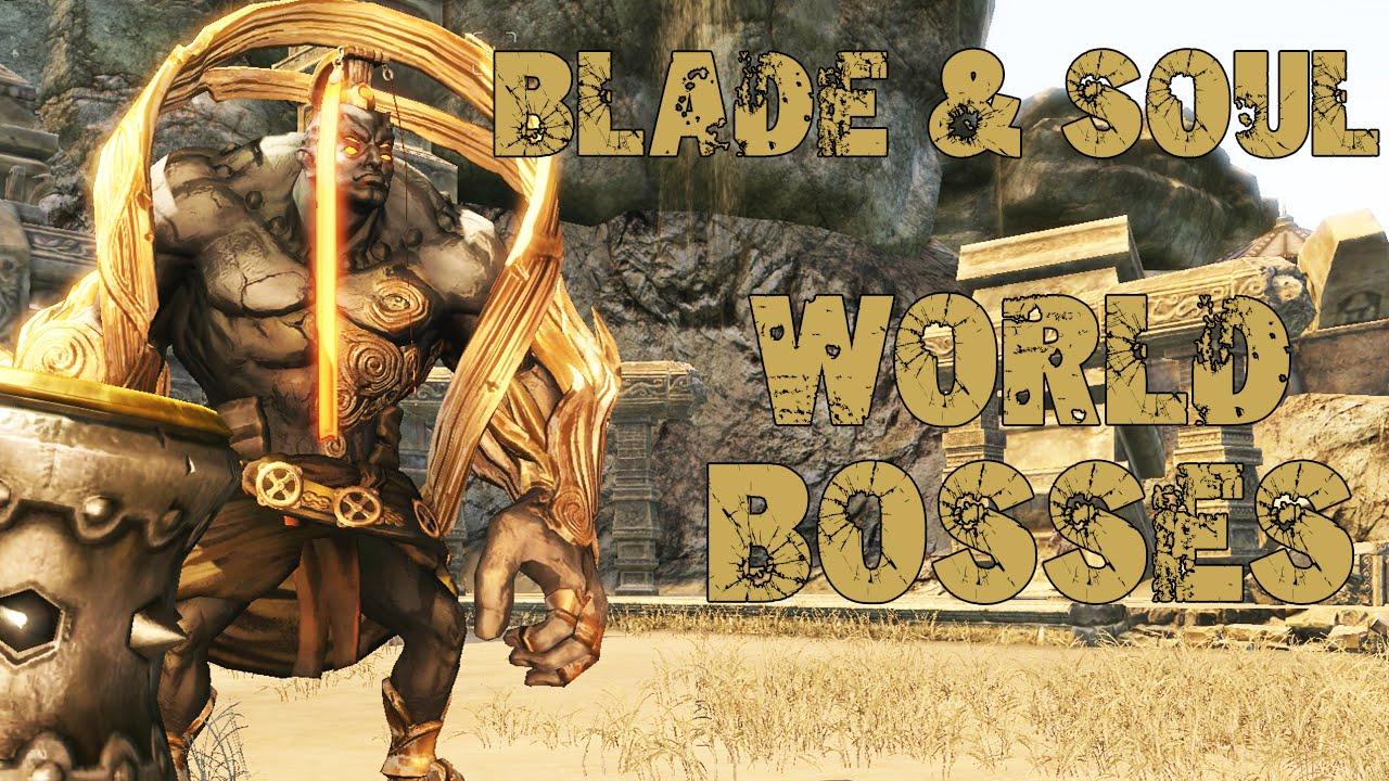 Blade soul world bosses golden deva youtube gumiabroncs Choice Image