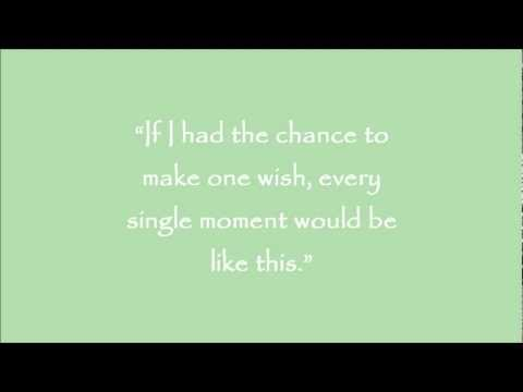 My Favourite Rascal Flatts Song Quotes